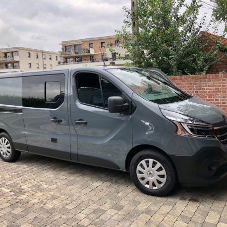 Renault Trafic aménagé